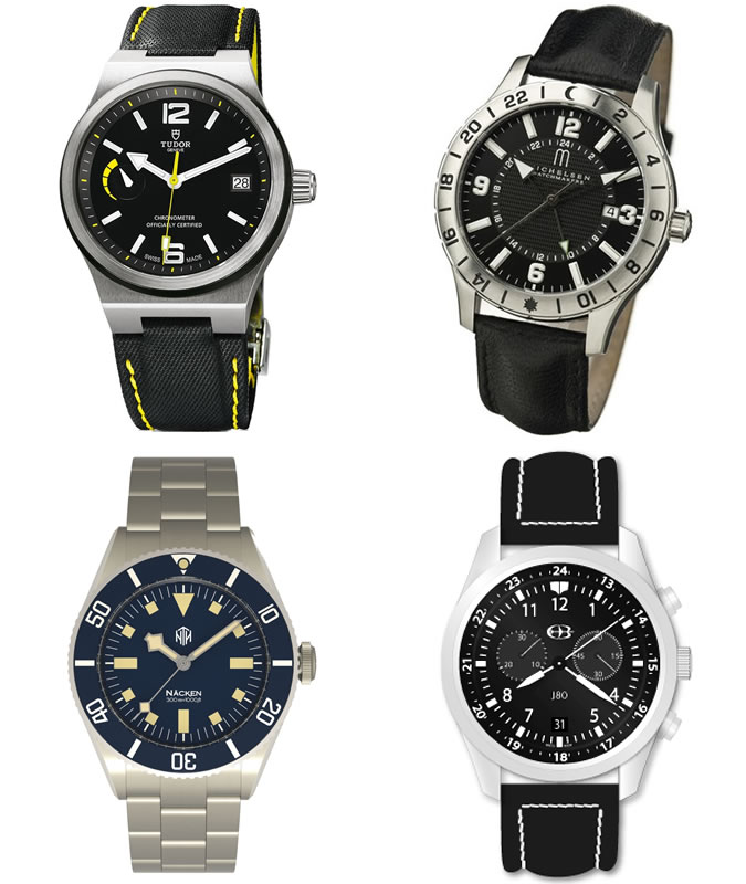 Men's Recommended Business-Casual Office Watches