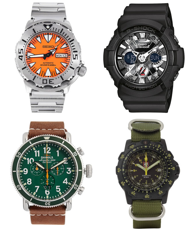 Men's Recommended Casual Office Watches