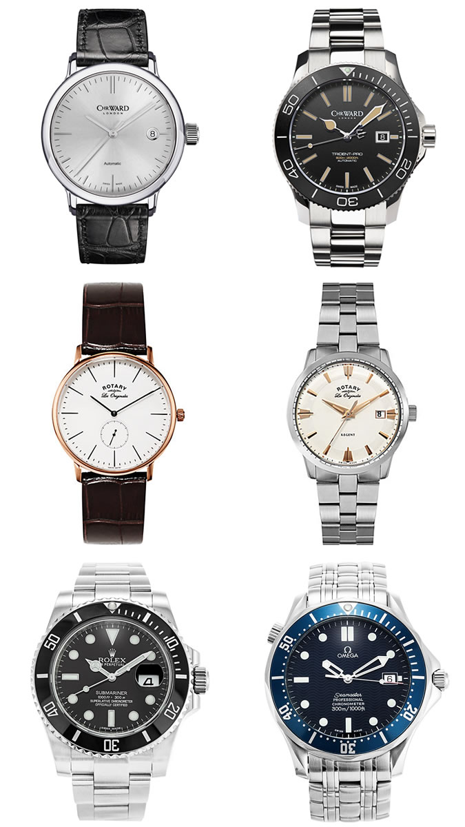 Men's Recommended Corporate Office Watches