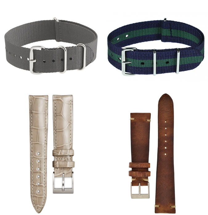 Men's Replacement Watch Straps