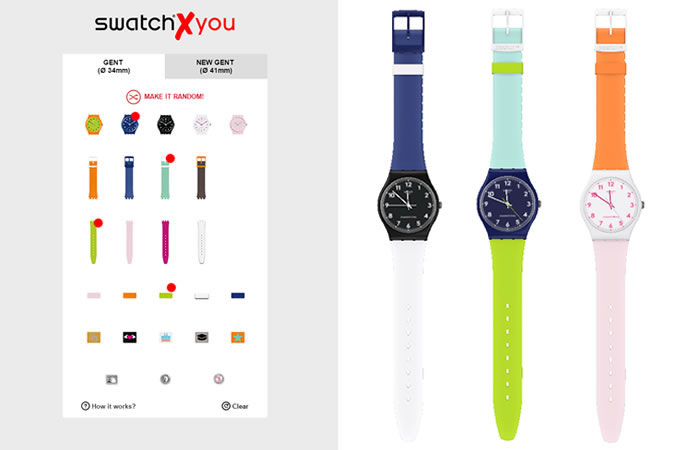 Swatch x You
