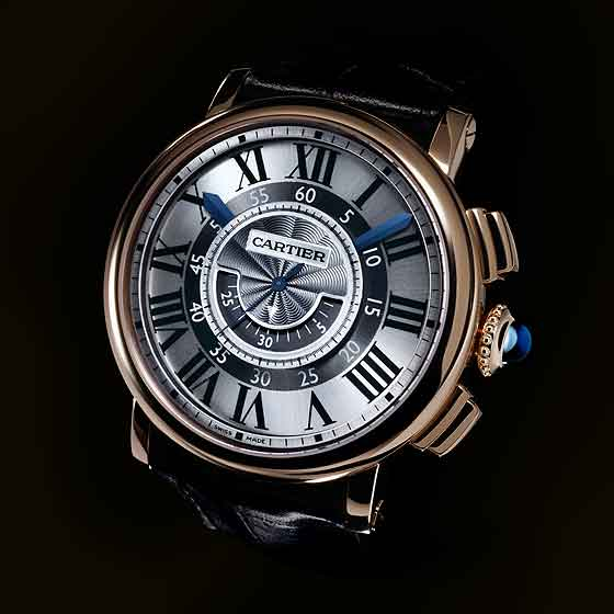 Cartier Gets Serious: The Evolution of Cartier Men's ...