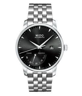 MIDO BARONCELLI series power storage wrist watch