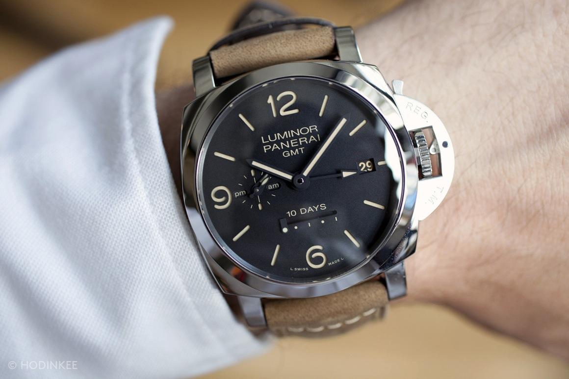 Panerai-Luminor-GMT-Watches