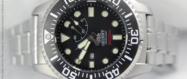 Orient 300M Diver Watch