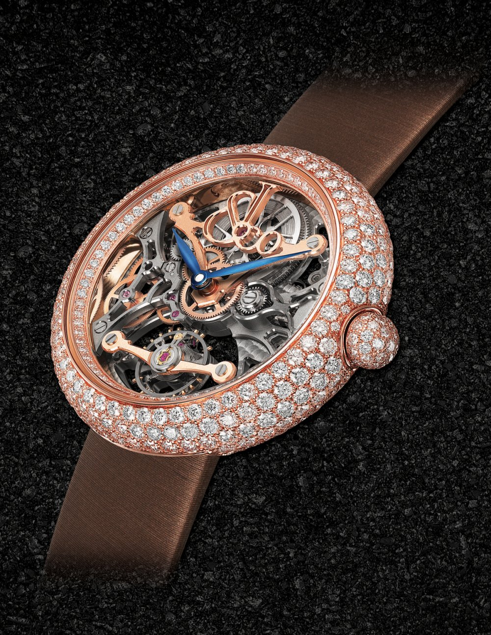 Brilliant and classic:jacobandco diamonds watch