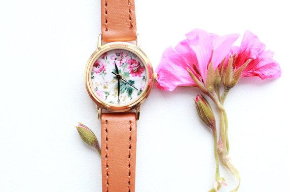 Beautiful cocktail Watch