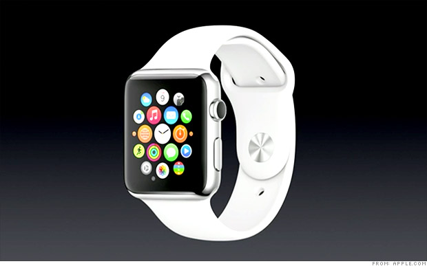 The Hottest Smartwatch In 2015-Apple Watch