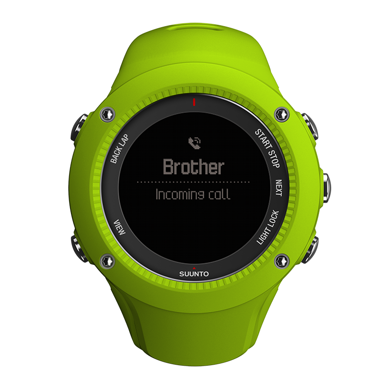 Your Running Manager-Suunto Ambit3