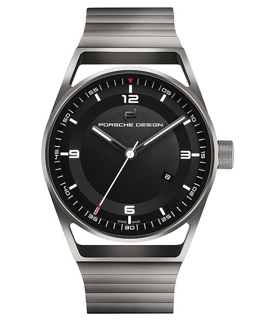 Front of Porsche Design 1919 Datetimer Series 1 Watches