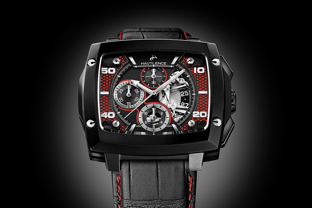Front of Hautlence Incivtus 04