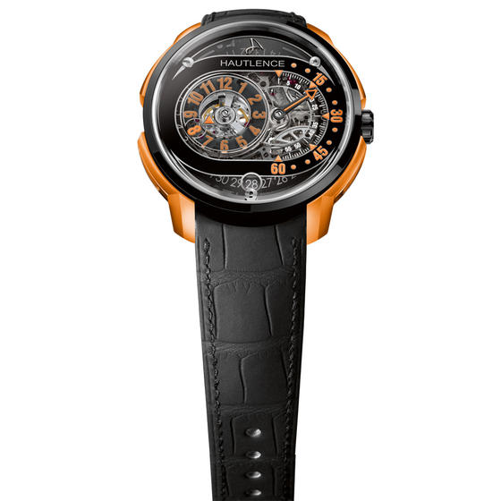 Front of Hautlence HLRQ-05 02