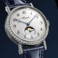 Side of Breguet Classique Phase de Lune