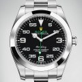 Front of Rolex Air King Ref. 116900.