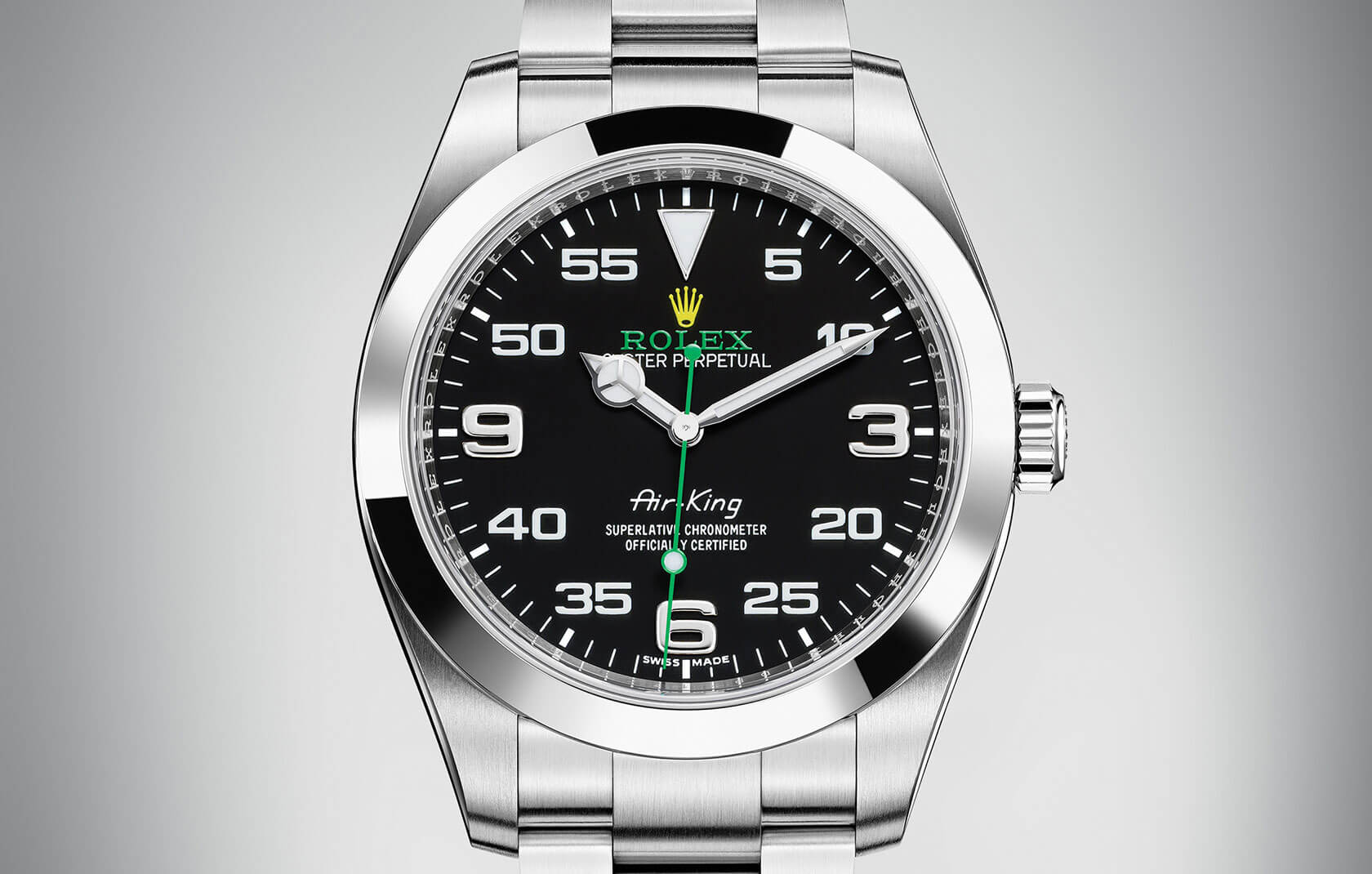 Image result for THE ROLEX AIR KING REF. 116900