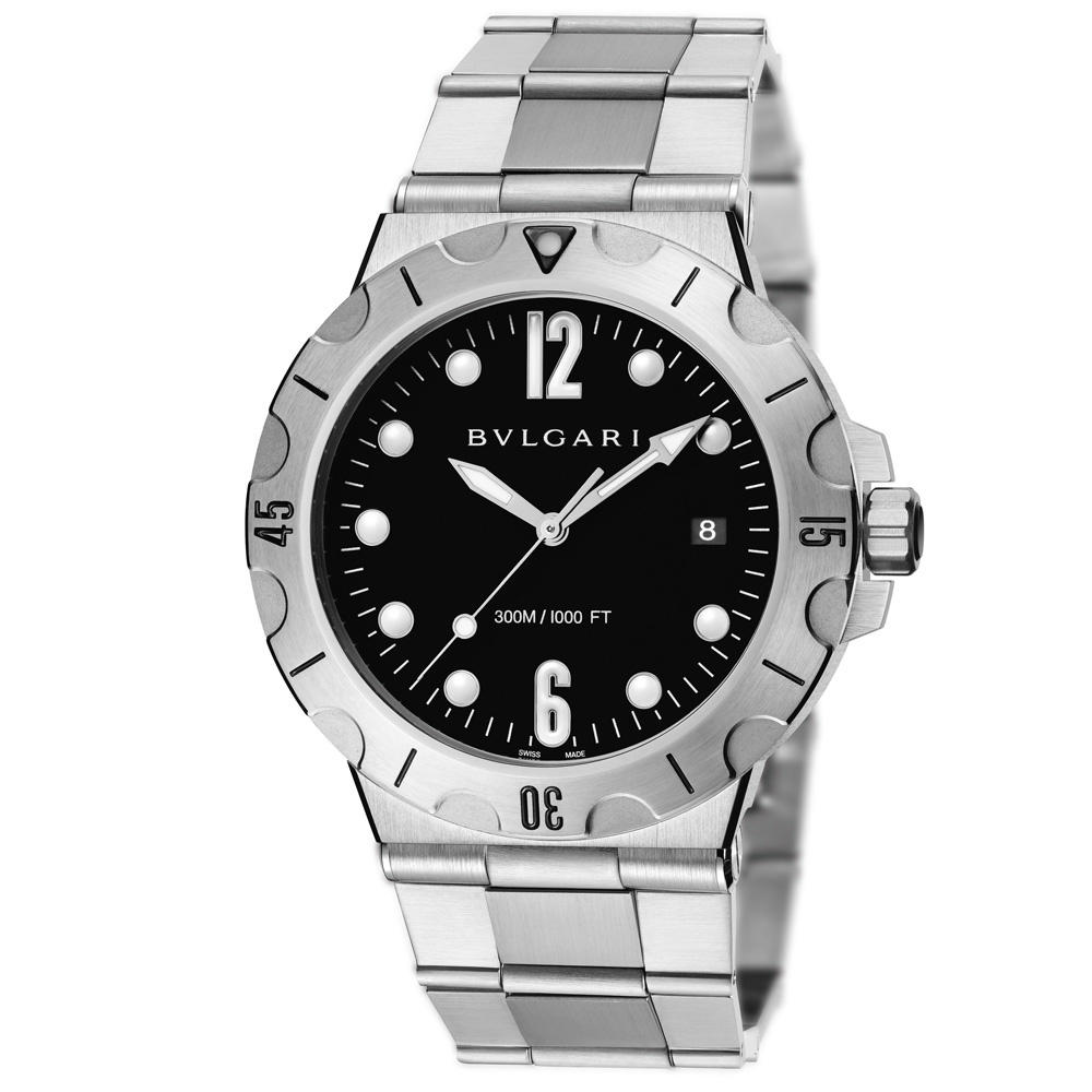Bulgari Diagono Scuba Diving Watch