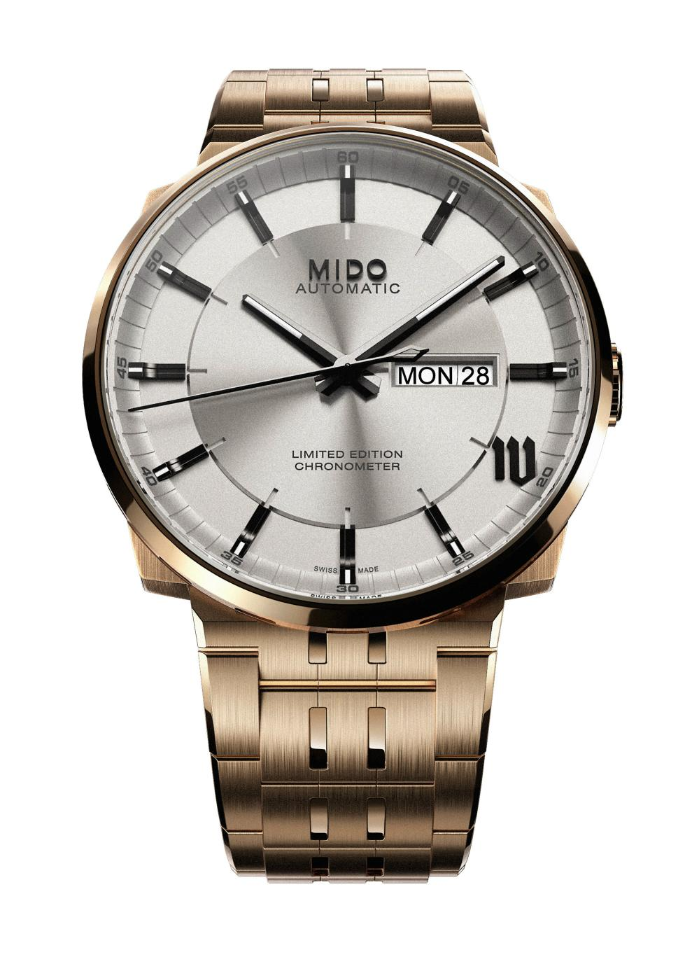Front of Mido Big Ben Limited Edition