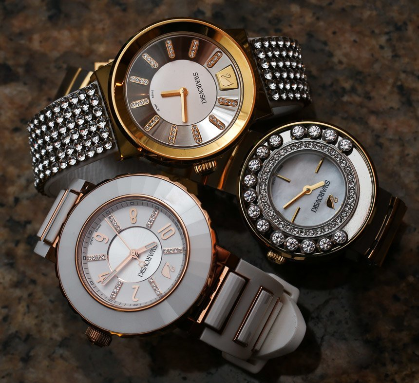Unique affordably-priced women s watches Swarovski Lovely Crystals ... 85287d077