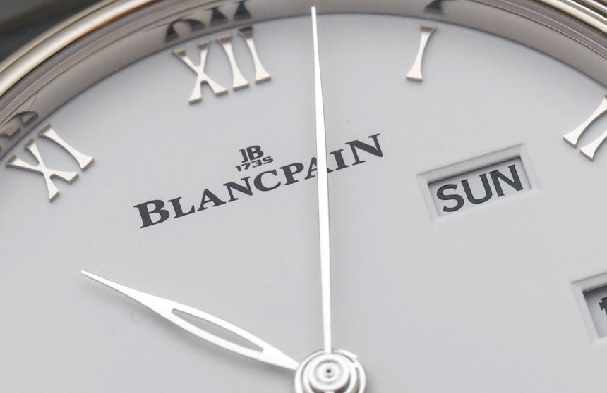 Blancpain Villeret Quantieme Annuel GMT Watch Hands-On Hands-On
