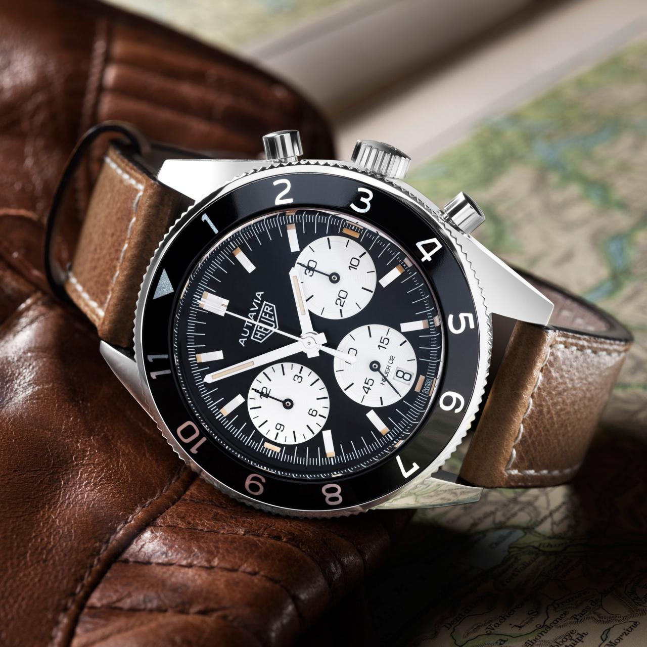 2017 TAG Heuer Autavia chronograph