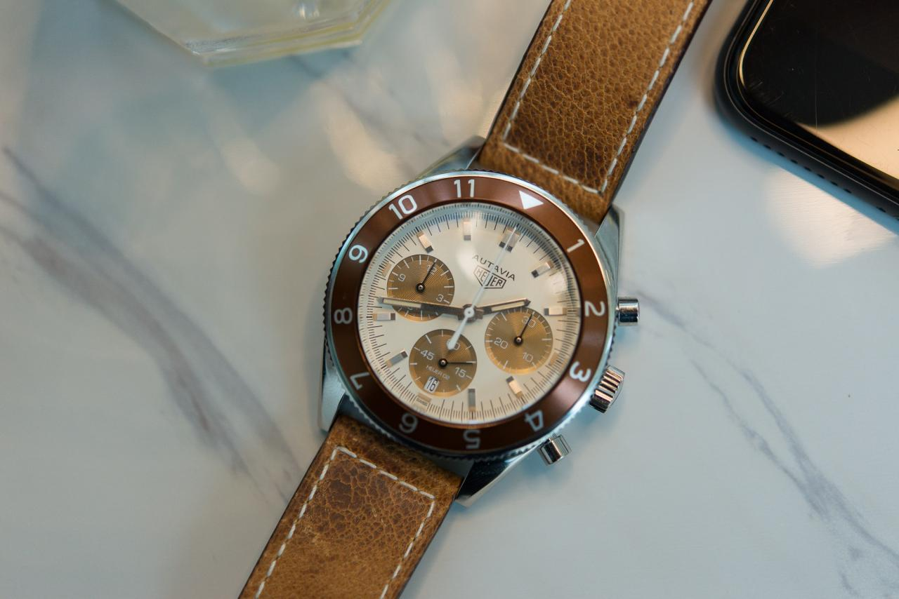 Wholesale Famous Introducing The Tag Heuer Autavia Limited