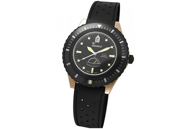 Squale Professional Master Bronze