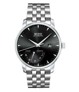MIDO BARONCELLI series power storage wrist watch