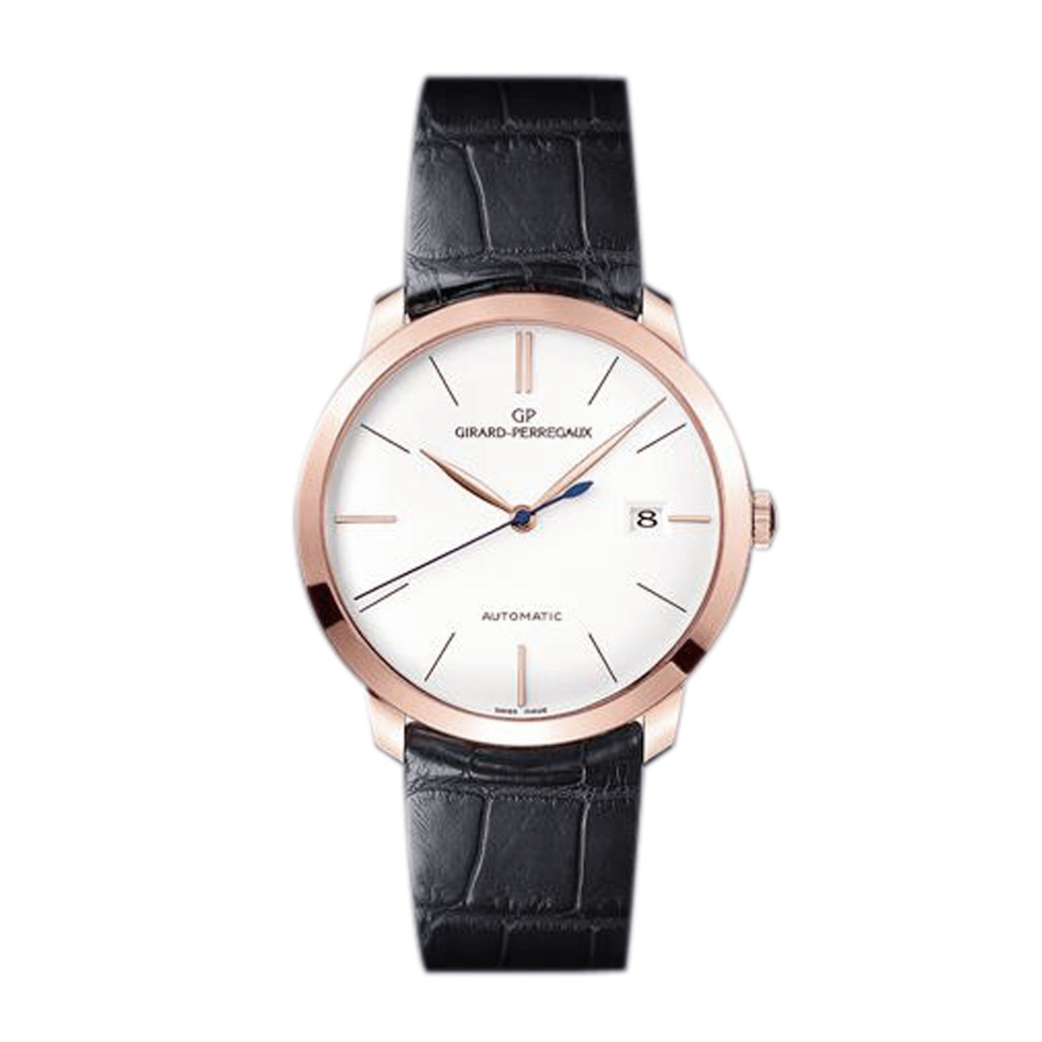 The Iconic GIRARD-PERREGAUX 1966 Collection With Steel Were Unvelied