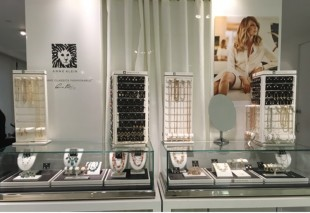 Anne Klein watches expand in House of Fraser