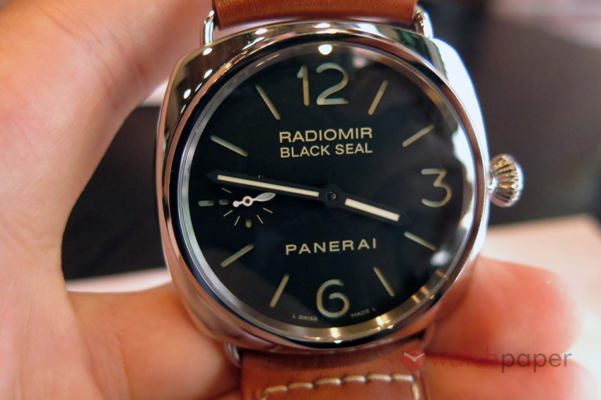 Radiomir PAM00183 was back