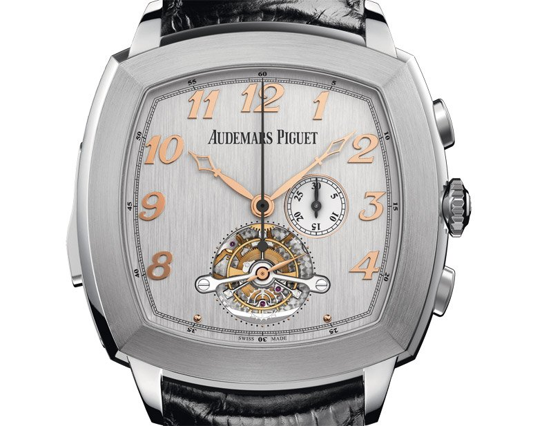 Audemars Piguet titanium version chronograph watch