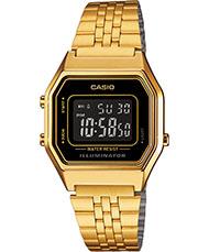 Casio vintage watch-LA680WGA-1BVT