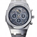 Front of Audemars Piguet Royal Oak Offshore Grande Complication titanium watch