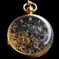 Front of Breguet 1160 Marie Antoinette Pocket Watch