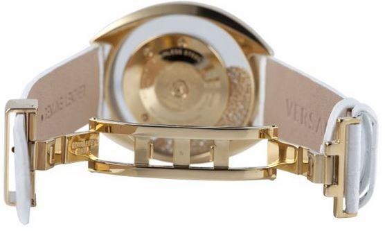 Versace Destiny Spirit Micro Spheres White watch caseback