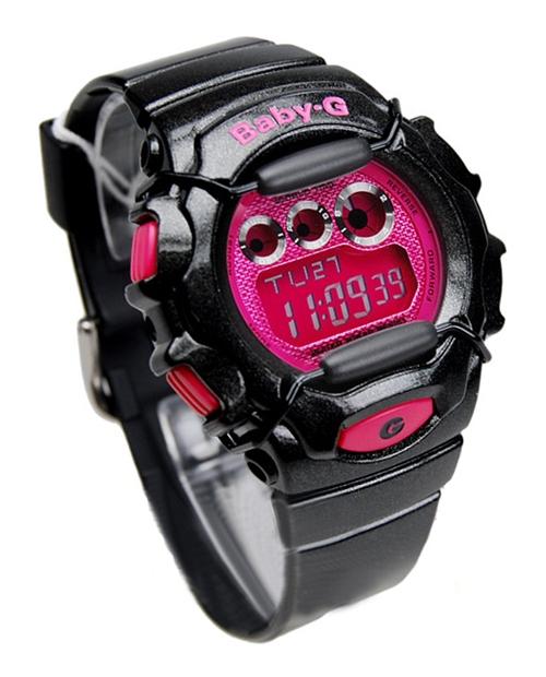 Side of Casio BG-1006SA Baby-G watch
