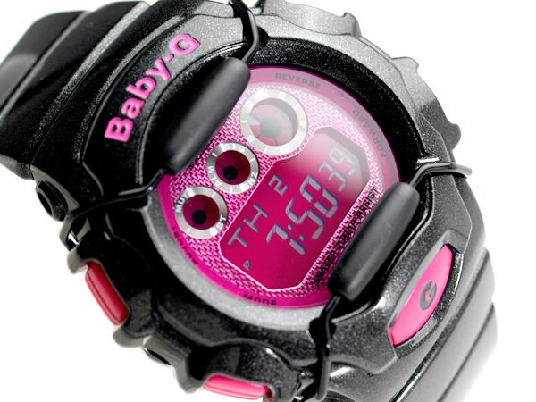 Side of Casio BG-1006SA Baby-G watch 02