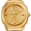 Front of Versace Dylos Bracelet watch