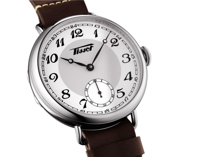 Side of Tissot Heritage 1936 02