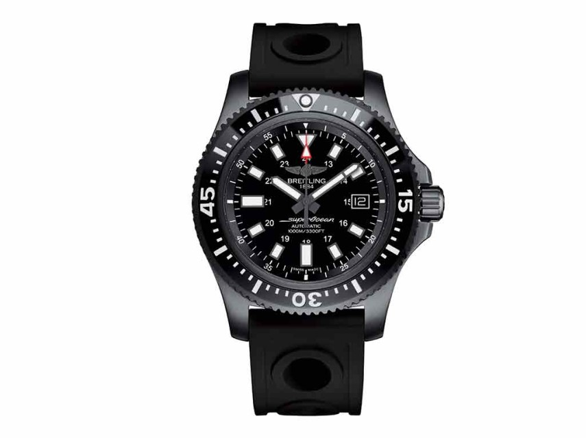 Front of Breitling Superocean 44 Special