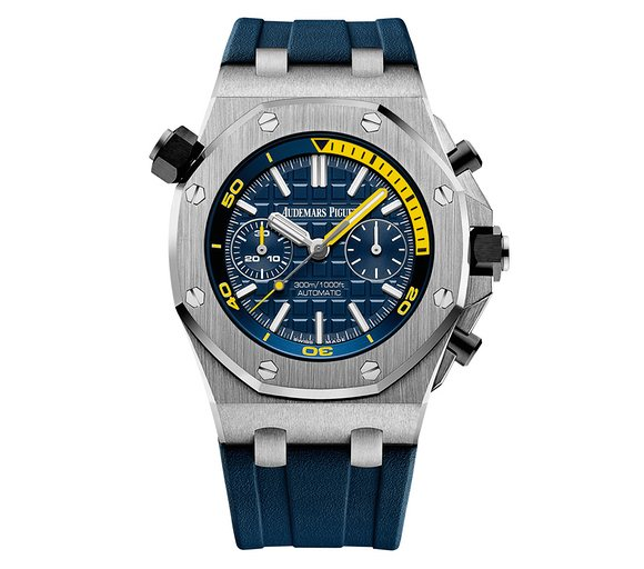 Audemars Piguet Royal Oak Offshore Diver Chronograph  02