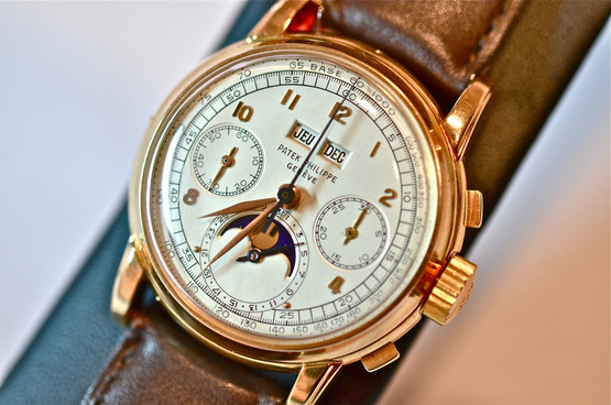 Patek Philippe 2499 is the most expensive watch in Asia