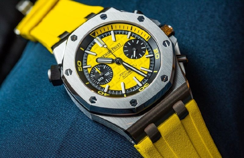 Audemars Piguet Royal Oak Offshore Diver Chronograph review