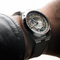 Vacheron Constantin Overseas World Time hands on
