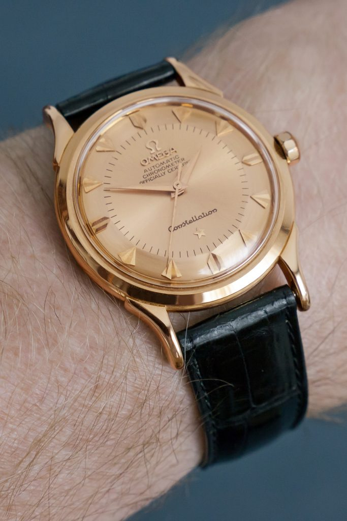 Omega_Constellation_Rotgold