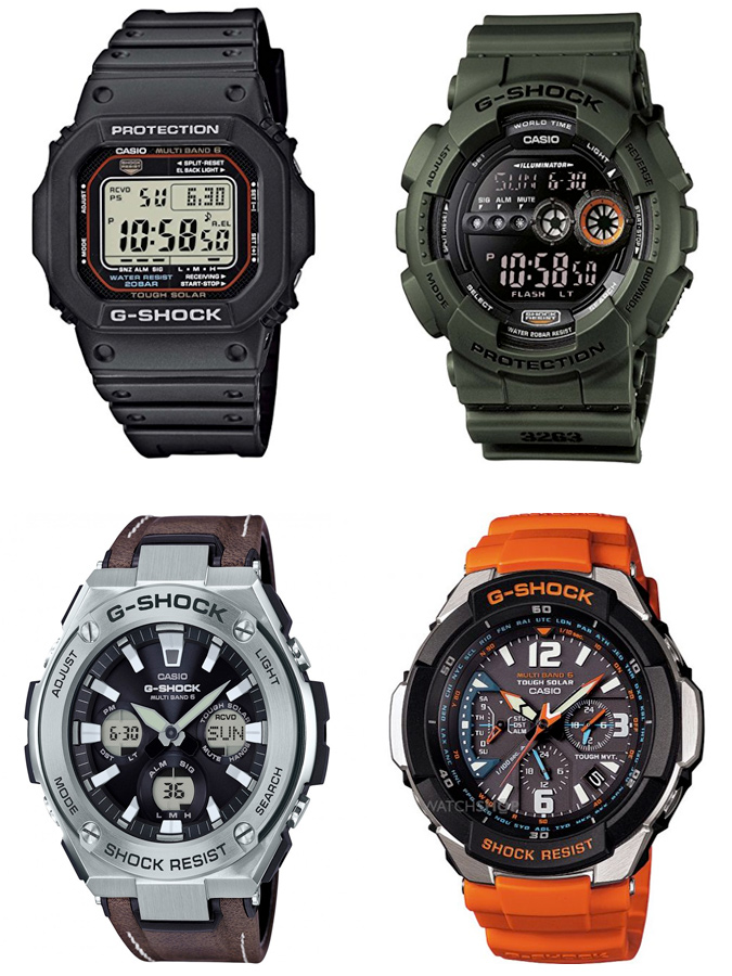 sporting watches