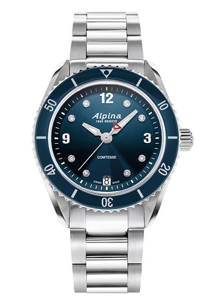 Alpine-inspired watches